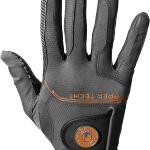 Coppertech Spider Herre charcoal mlh (venstre hånd) - one size fits most